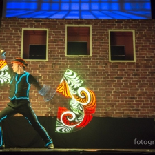 Light juggler