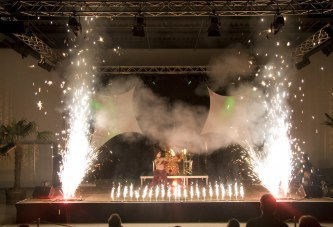 Fire Show (6 performer)