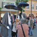 Walkact für Straßenfest buchen