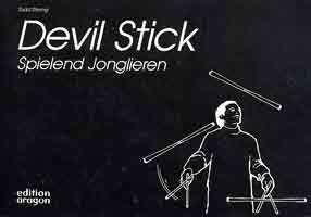 Jonglierbücher-Devilstick