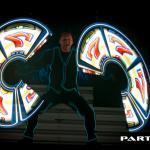 Las-Vegas LED-show
