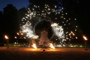 Fire Show (1-2 performer)