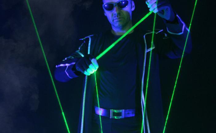 Laserman-Lasershow