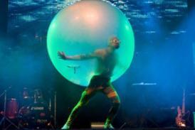 Ballon-Show (Der Mann im Ballon)