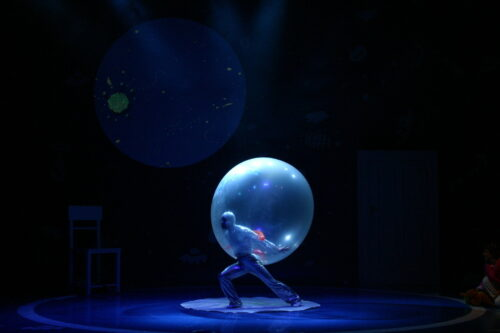 Ballonkünstler on Stage