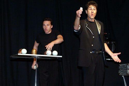 art-magic-Zauberei Show